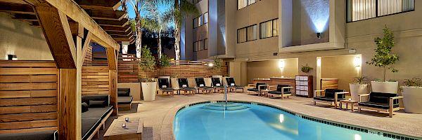 The Anza A Calabasas Hotel